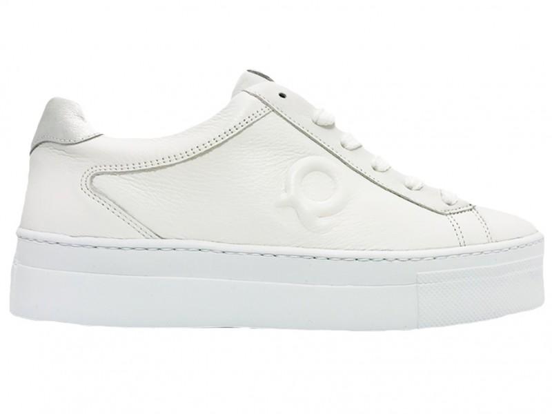 A6631-A19H36 Aqa Witte Aqa Veterschoenen Velvet White