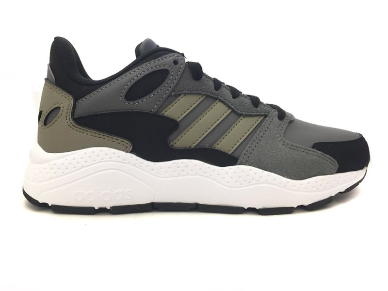 EF7225 Adidas Grijze adidas Sneakers Crazychaos Kids