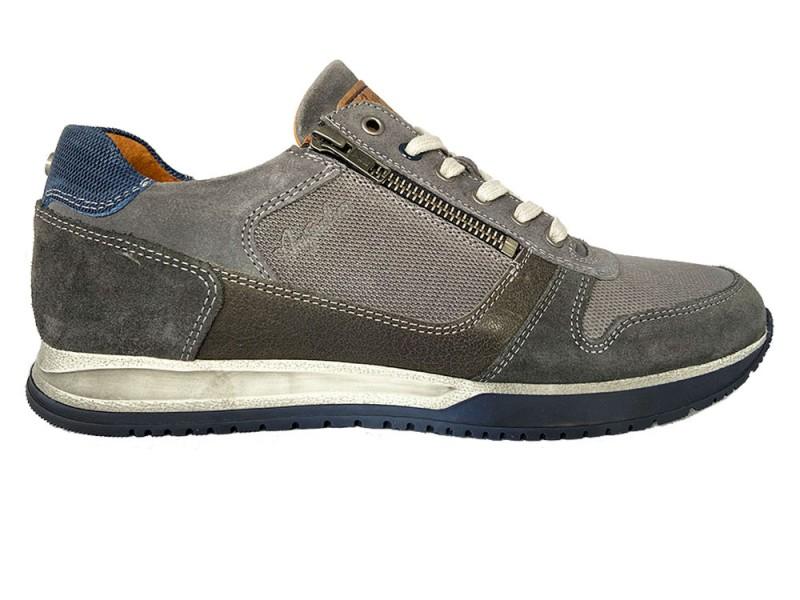 15.1473.01-K00 Australian Grijze Australian Veterschoenen Browning Leather
