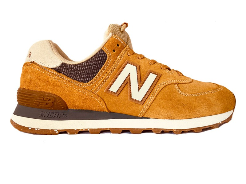ML574-SOI New Balance Bruine New Balance Sneakers ML574