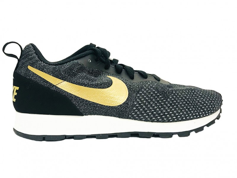 hot sale online d0d23 54cf8 916797-007 Nike Zwarte Nike Sneakers MD Runner 2 Mesh