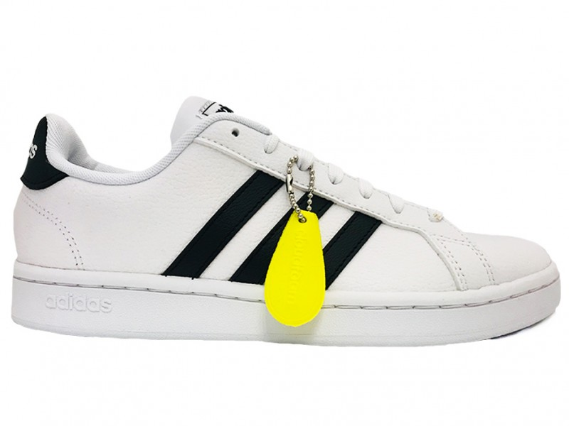 F36483 Adidas Witte adidas Sneakers Gran Court