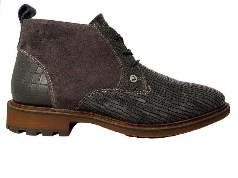 15.1457.04-K04 Australian Grijze Australian Veterschoenen Gateway Leather