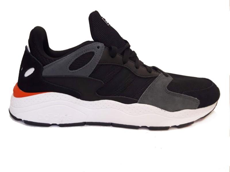 EF5310 Adidas Zwarte adidas Sneakers Crazy Chaos Kids