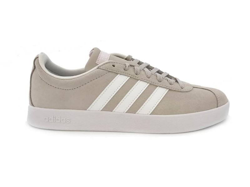 DA9888 Adidas Beige adidas Sneakers VL Court 2.0