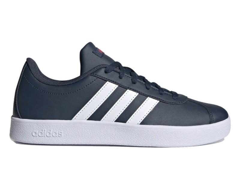 FY7166 Adidas Blauwe adidas Sneakers VL Court 2.0 Kids