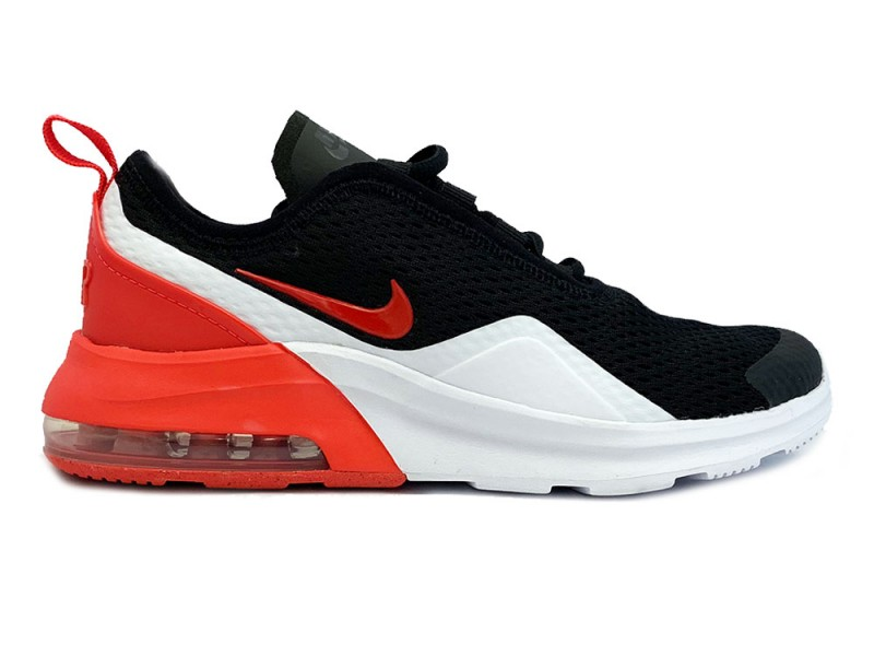 AQ2741-007 Nike Zwarte Nike Sneakers Air Max Motion 2 Kids