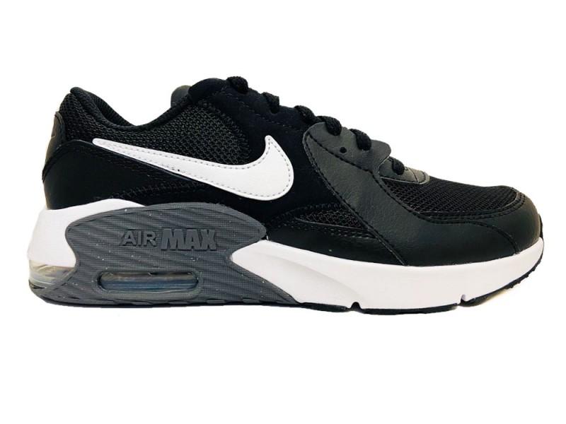 CD6894-001 Nike Zwarte Nike Sneakers Air Max Excee Kids