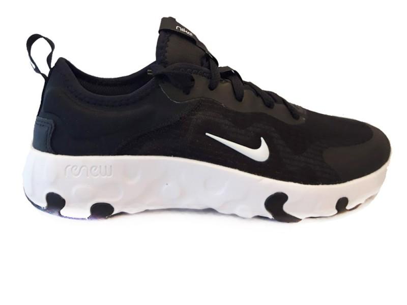 CD6906-001 Nike Zwarte Nike Sneakers Renew Lucent Kids