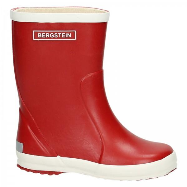 Rainboot-32 Bergstein Rode Bergstein Laarzen