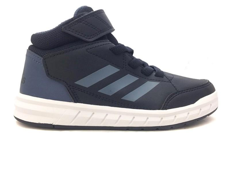 G27120 Adidas Blauwe adidas Sneakers AltaSport Mid Kids