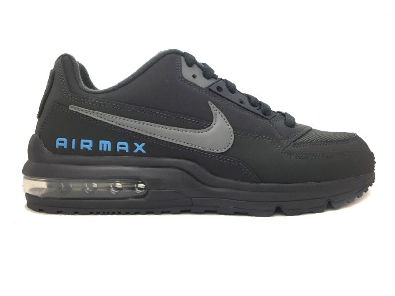 CT2275-002 Nike Grijze Nike Sneakers Air Max LTD 3 Anthracite