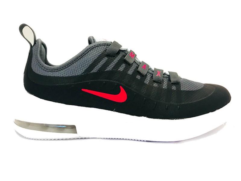AH5226-001 Nike Zwarte Nike Sneakers Air Max Axis