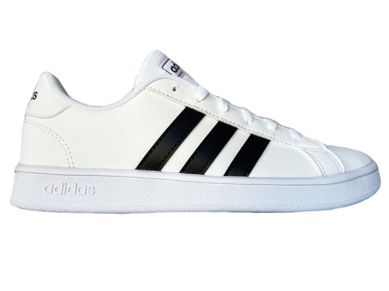 EF0103 Adidas Witte adidas Sneakers Grand Court Kids