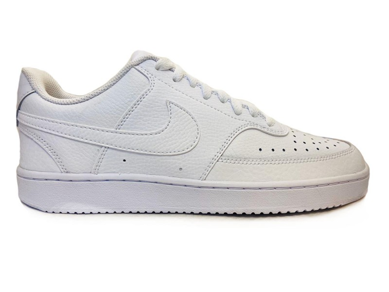 CD5463-100 Nike Witte Nike Sneakers Court Vision Low