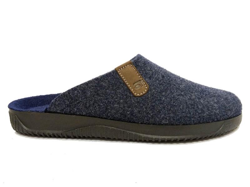 2782-56 Rohde Blauwe Rohde Pantoffels