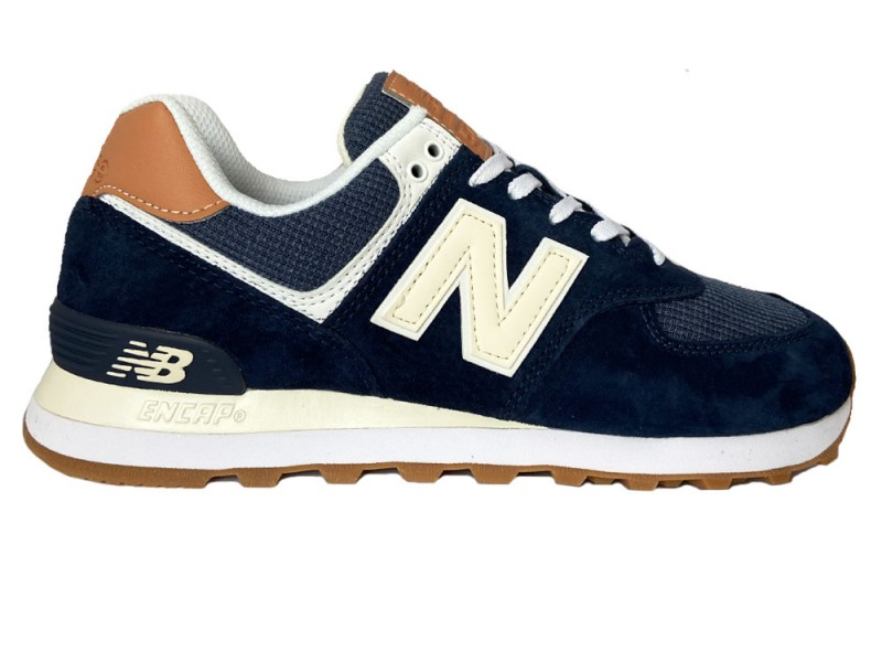 ML574-TYA New Balance Blauwe New Balance Sneakers 574