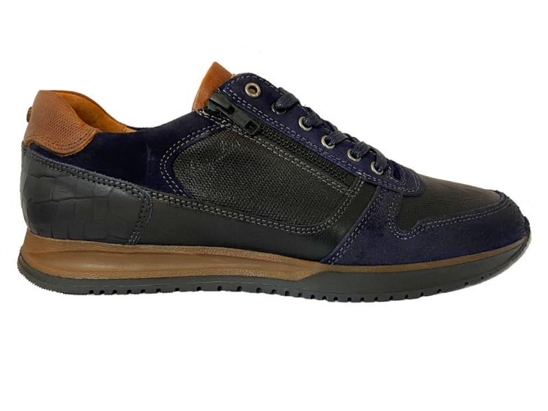 15.1473.02-A10 Australian Zwarte Australian Veterschoenen Browning Leather