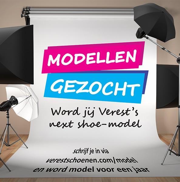Modellen gezocht! schrijf je nu in!