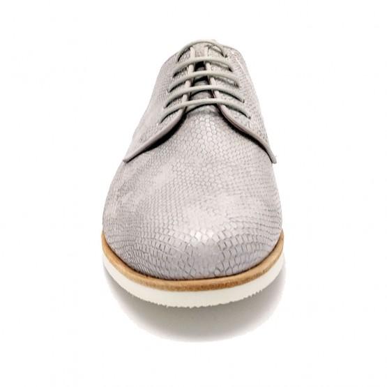 Via Argent Chaussures À Lacets Vai o2tlGGzb