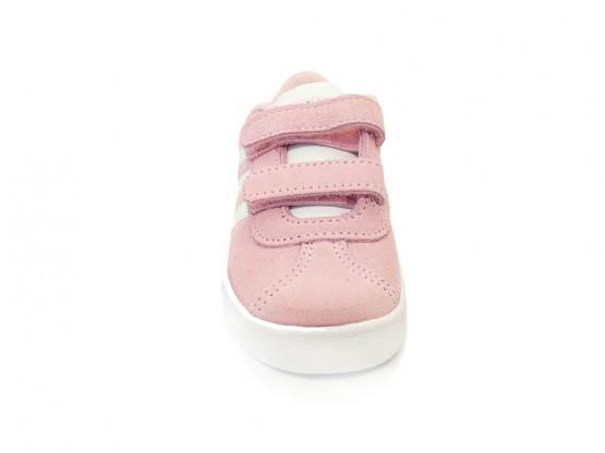 ad9f3e68a11 Roze adidas Sneakers VL Court 2.0 Klittenband - Verest Schoenen