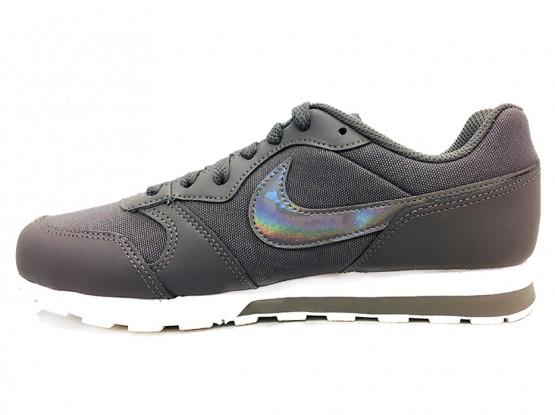 Grijze Nike Sneakers Md Runner 2 Kids Verest Schoenen