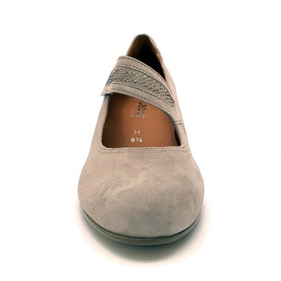 Gabor Chaussures Cravate Gris cxXmLey